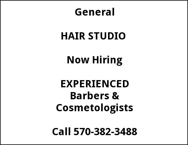 Barber & Cosmetologists