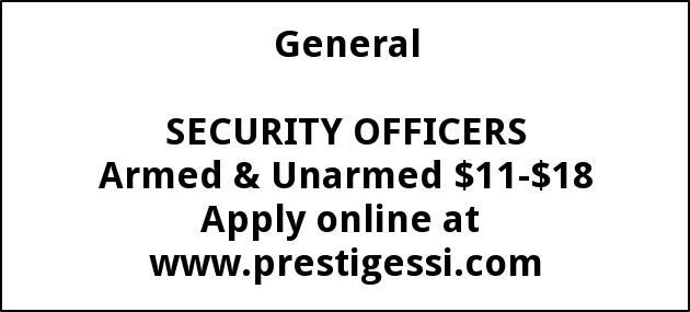 Security Officers'