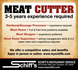 Meat Cutter