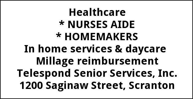 Nurses Aide &  Homemakers