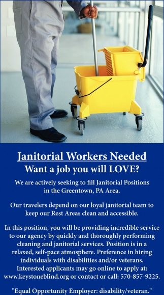 Janitorial Workers