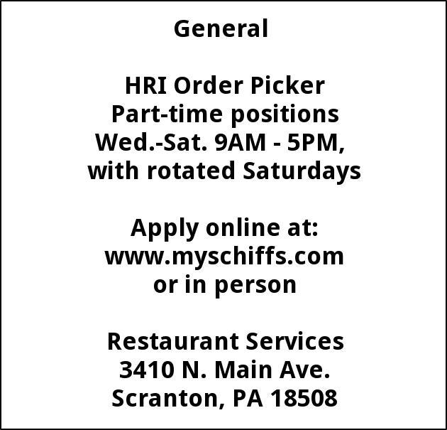 HRI Order Picker