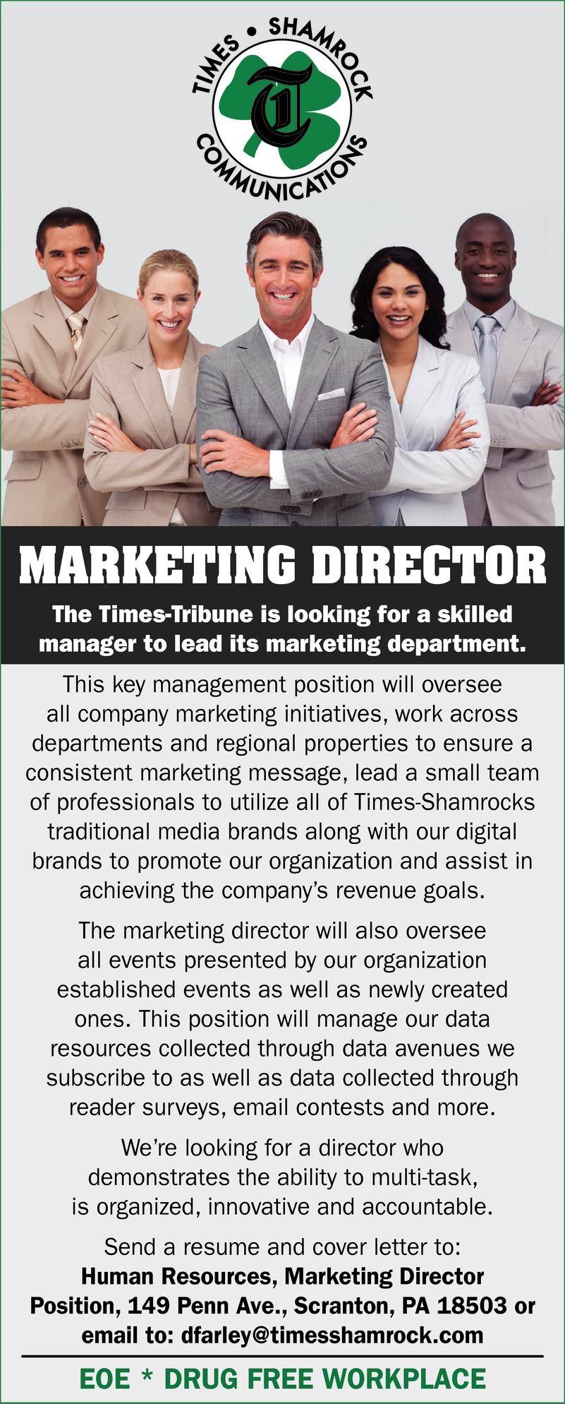 Marketing Director