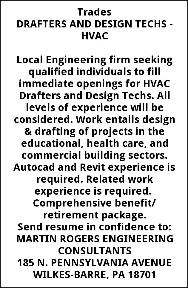 HVAC DESIGN/ENGINEERING, Martin Rogers Associates