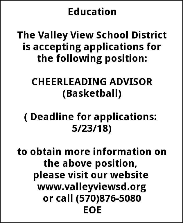 Cheerleading Advisor